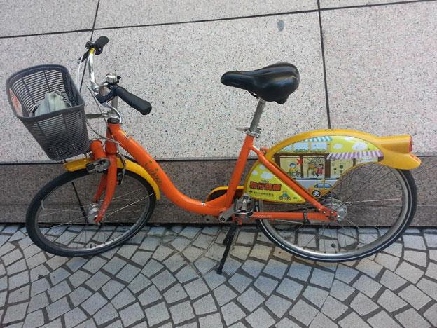 Bicykle v Taiwane
