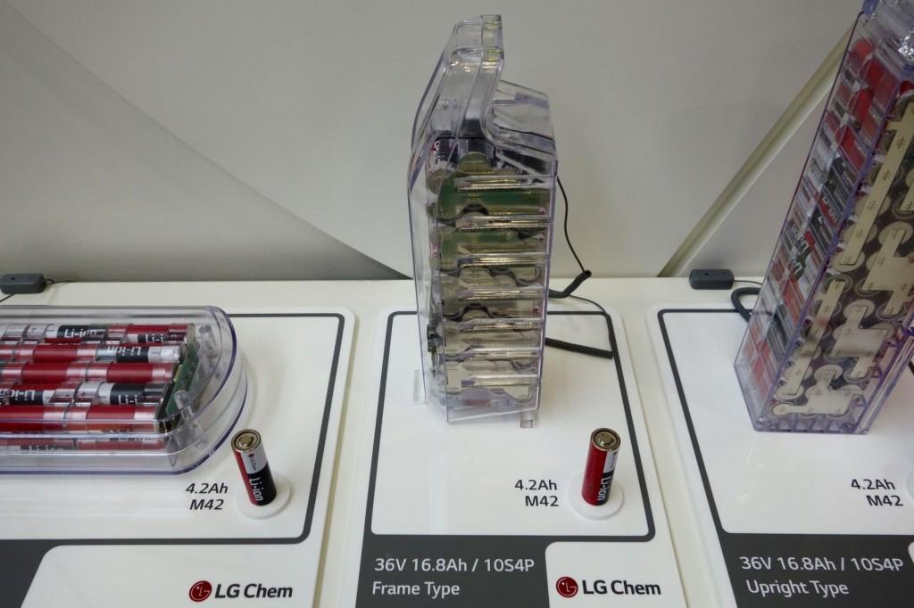 Bosch batéria - laboratórne merania