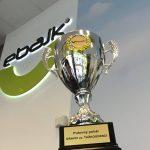 Ebajk Cup pohár