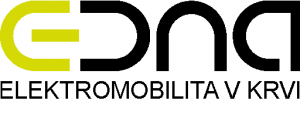Edna slogan - elektromobilita v krvi