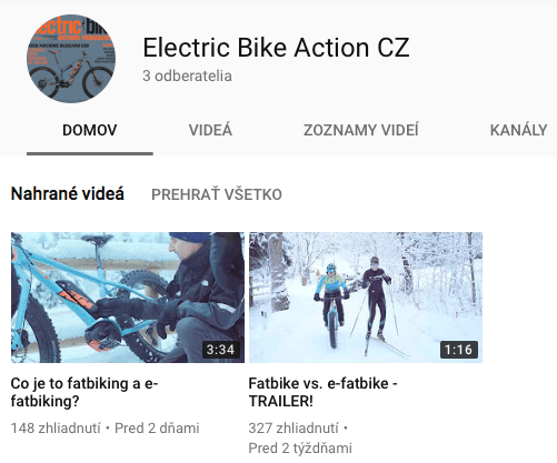 electric youtube