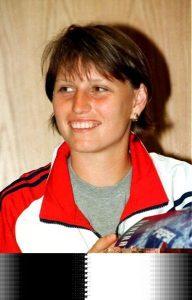 Tenistka Karin Habšudová