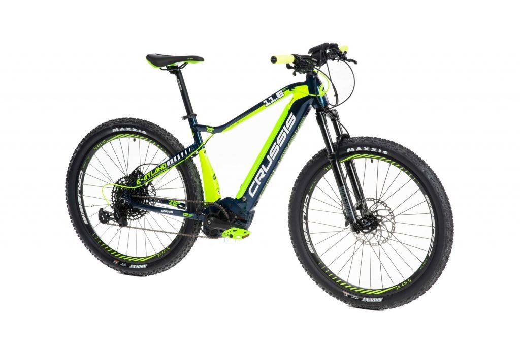 elekrobicykel Crussis e-Atland 11.6