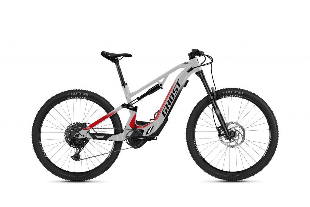 elektrobicykel Ghost ASX Base 160