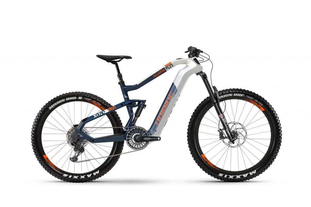 elektrobicykel Haibike xduro allmtn 5.0