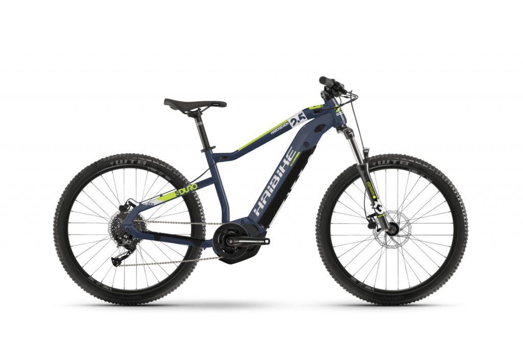 elektrobicykel Haibike hardseven 2.5