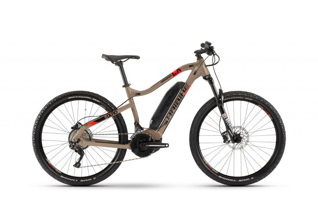 elektrobicykel Haibike hardseven 4.0