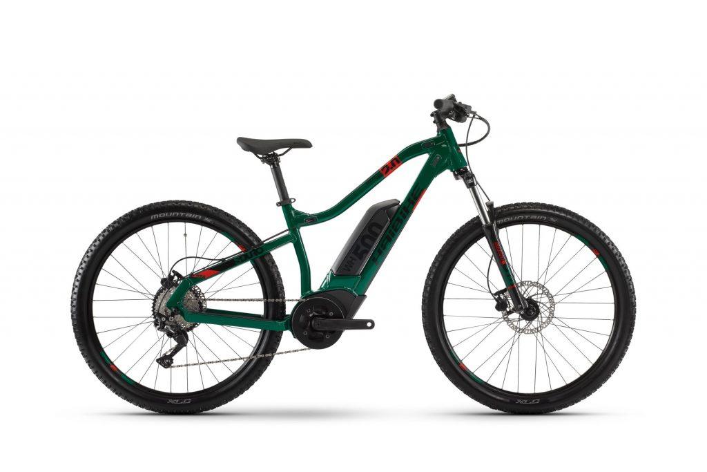 elektrobicykel Haibike hardseven life 2.0