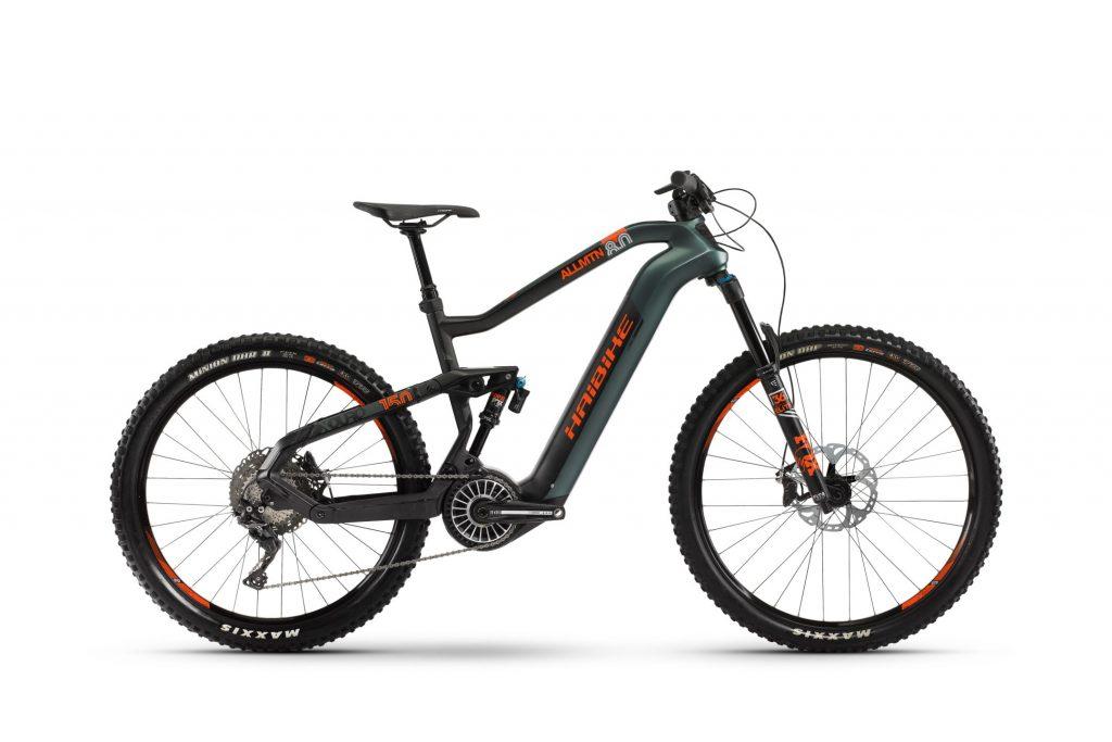 elektrobicykel Haibike xduro allmtn 8.0