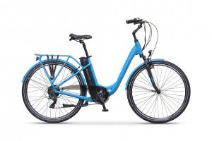 elektrobicykel Apache wakita city blue