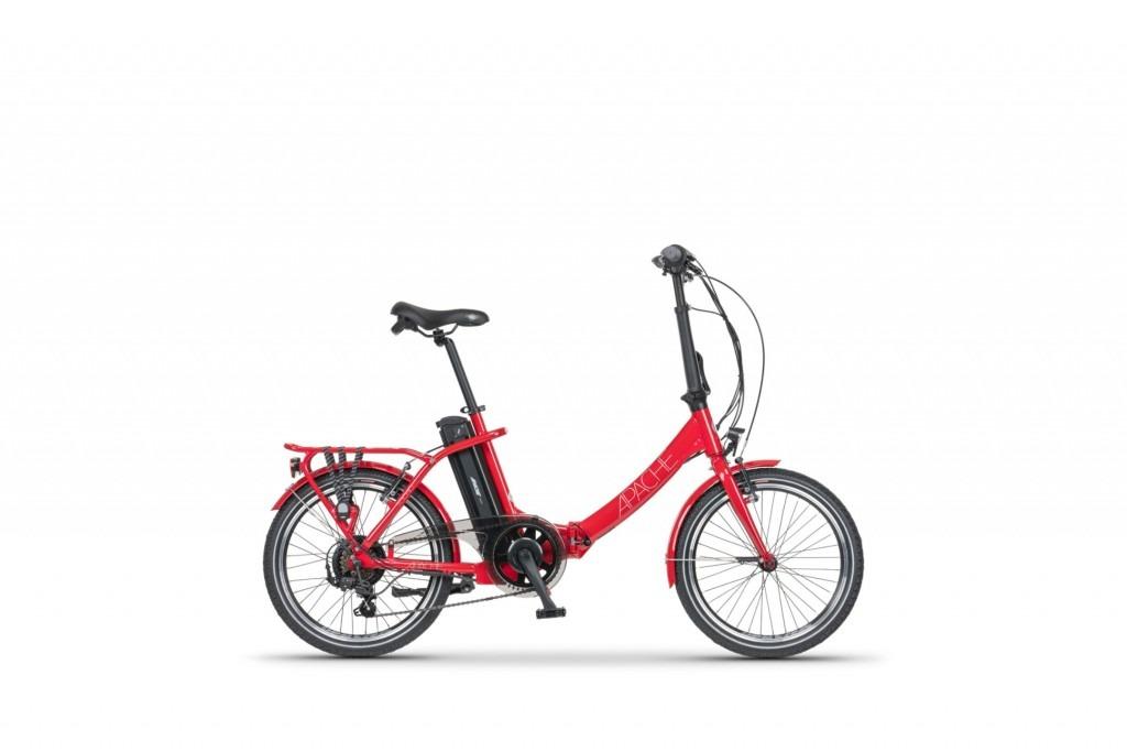 elektrobicykel Apache tocho